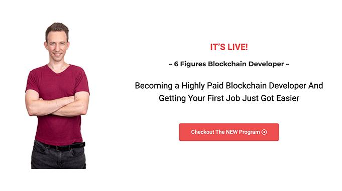 Become a 6-Figure Blockchain Developer